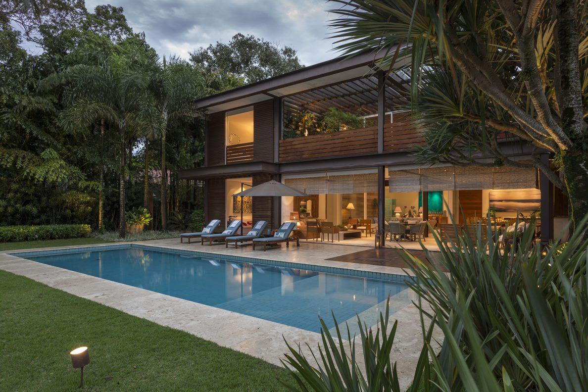 Aluguel casa de luxoIporanga Villa 02